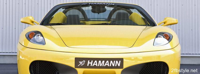 Portada para facebook Ferrari Hamann1