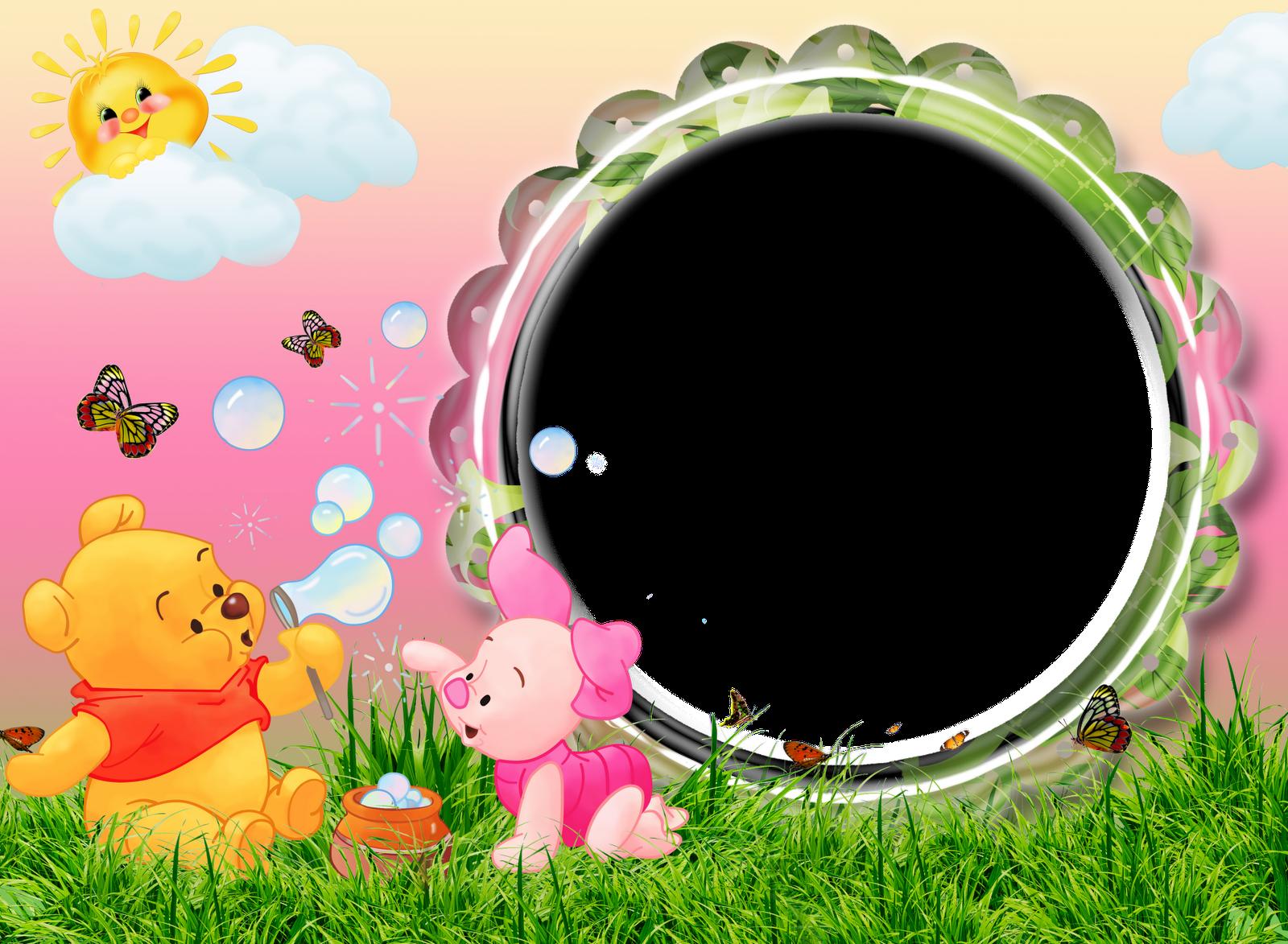 Imágenes de cumpleaños de Winnie the Pooh – Descargar imágenes gratis