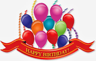 Feliz Cumpleaños con Globos 56