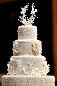 imagen de pastel de boda