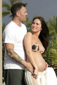 Fotos de famosas embarazadas