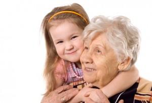 Fotos de dar un abrazo a mi abuela