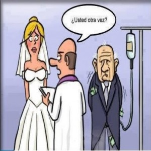De-novia-imagenes-graciosas-de-mujeres