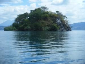 Lago de Ilopango,El Salvador