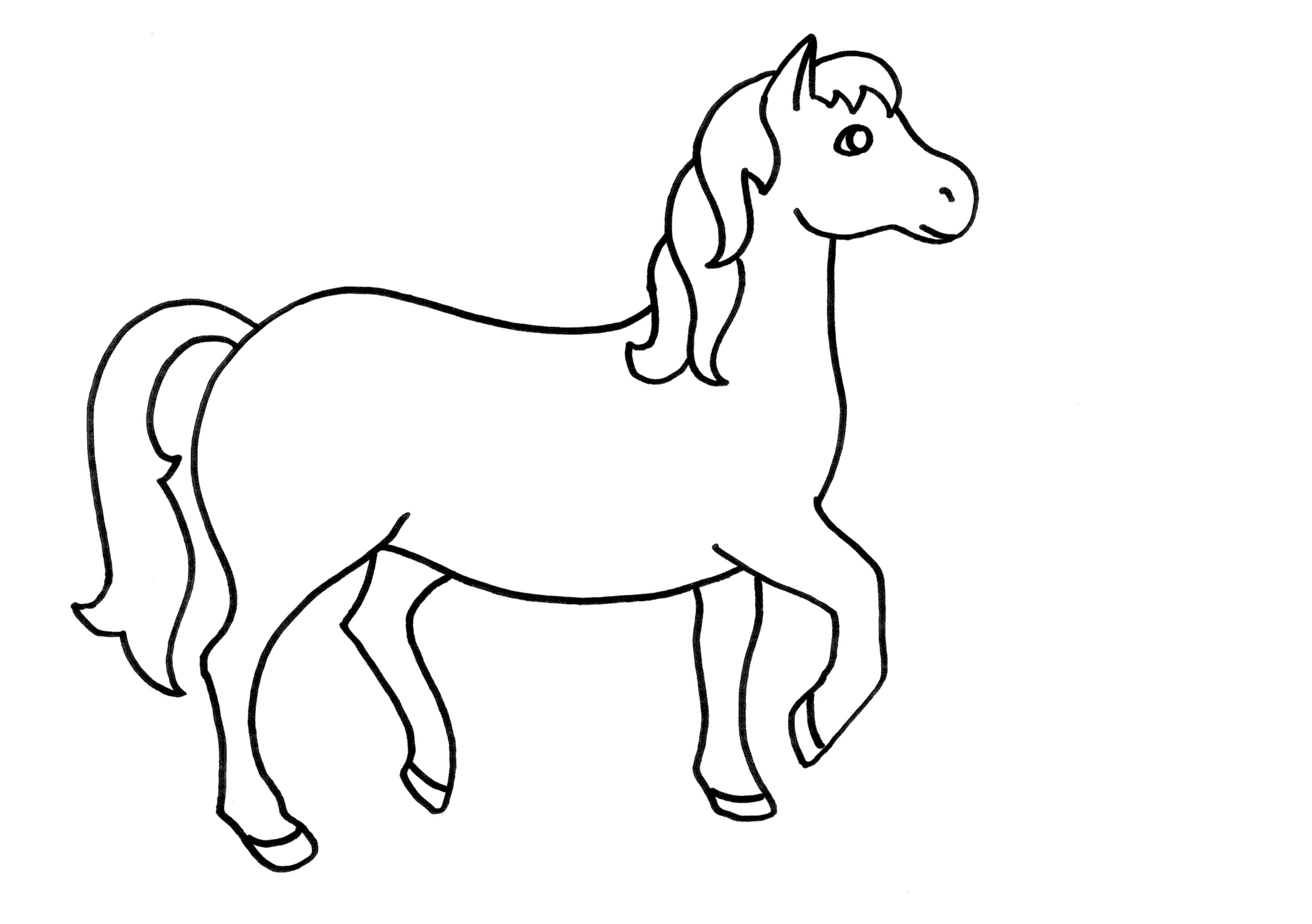Imagenes de dibujos para colorear de animales – Descargar imágenes ...