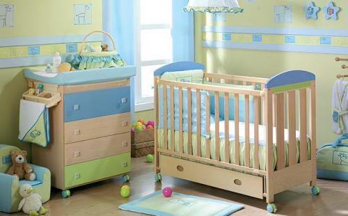 habitacion para bebenio with decoracion habitacion bebe nio