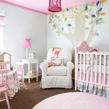 habitacion para bebenia cuna cuna