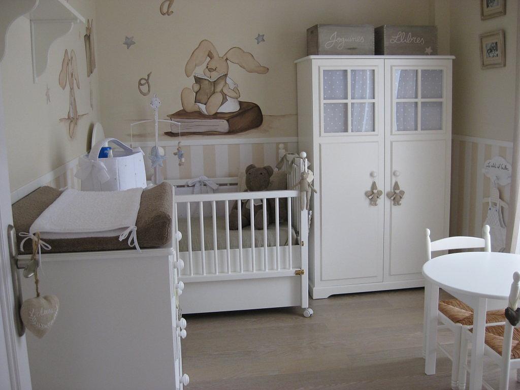 Imagenes de habitacion para bebe ni a descargar im genes for Como decorar un dormitorio de bebe