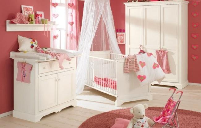 habitacion para bebenia cuna