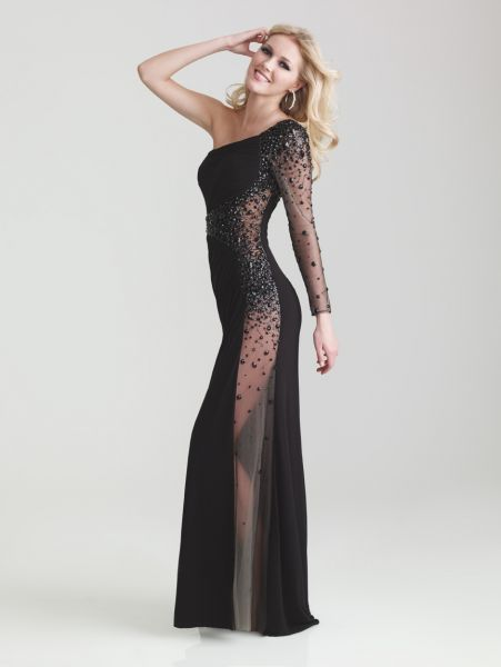 vestidos bonitos para fiesta de noche