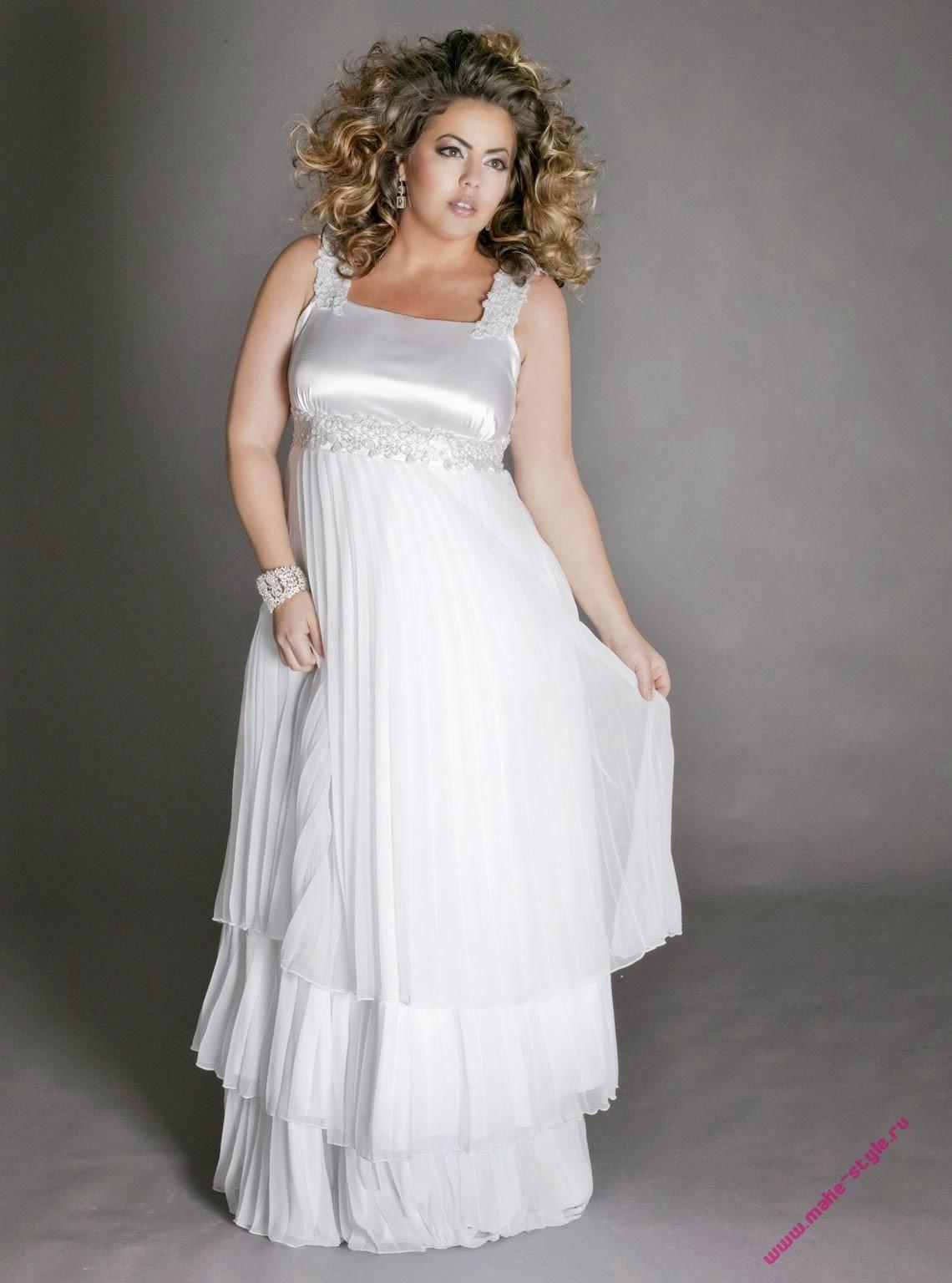 Vestidos de novias para personas gorditas