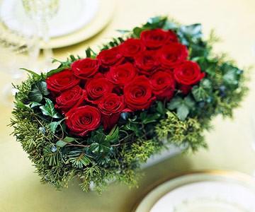 Imagenes de  rosas naturales rojas