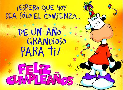 Feliz cumpleaños para todos y mensajes