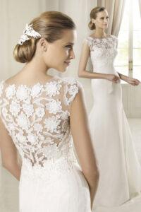 foto vestido de novia