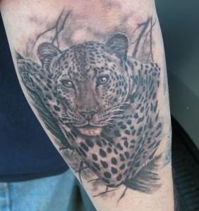 Fotos de tatuajes de un tigre
