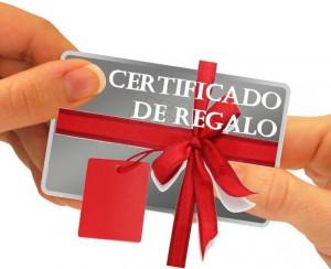 Certificado de regalo para la madre