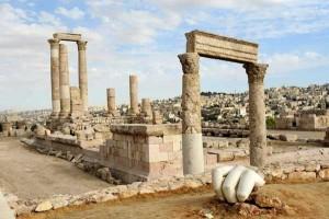 ciudadela de aman,jordania