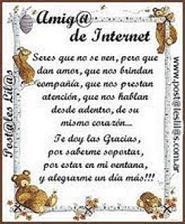 Amigos de internet
