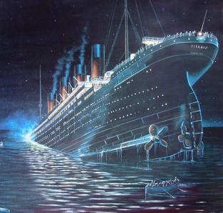 Imagenes del barco del titanic