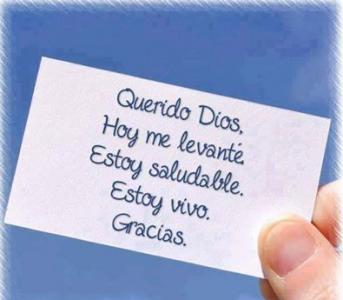 Querido Dios