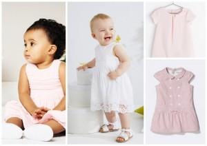 outfits para bebe en verano