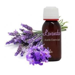 esencia de lavanda para masajes y quitar el dolor de cabeza