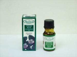 esencia de menta para vaporizaciones para el dolor de cabeza