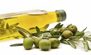 aceite de oliva para eliminar la caspa